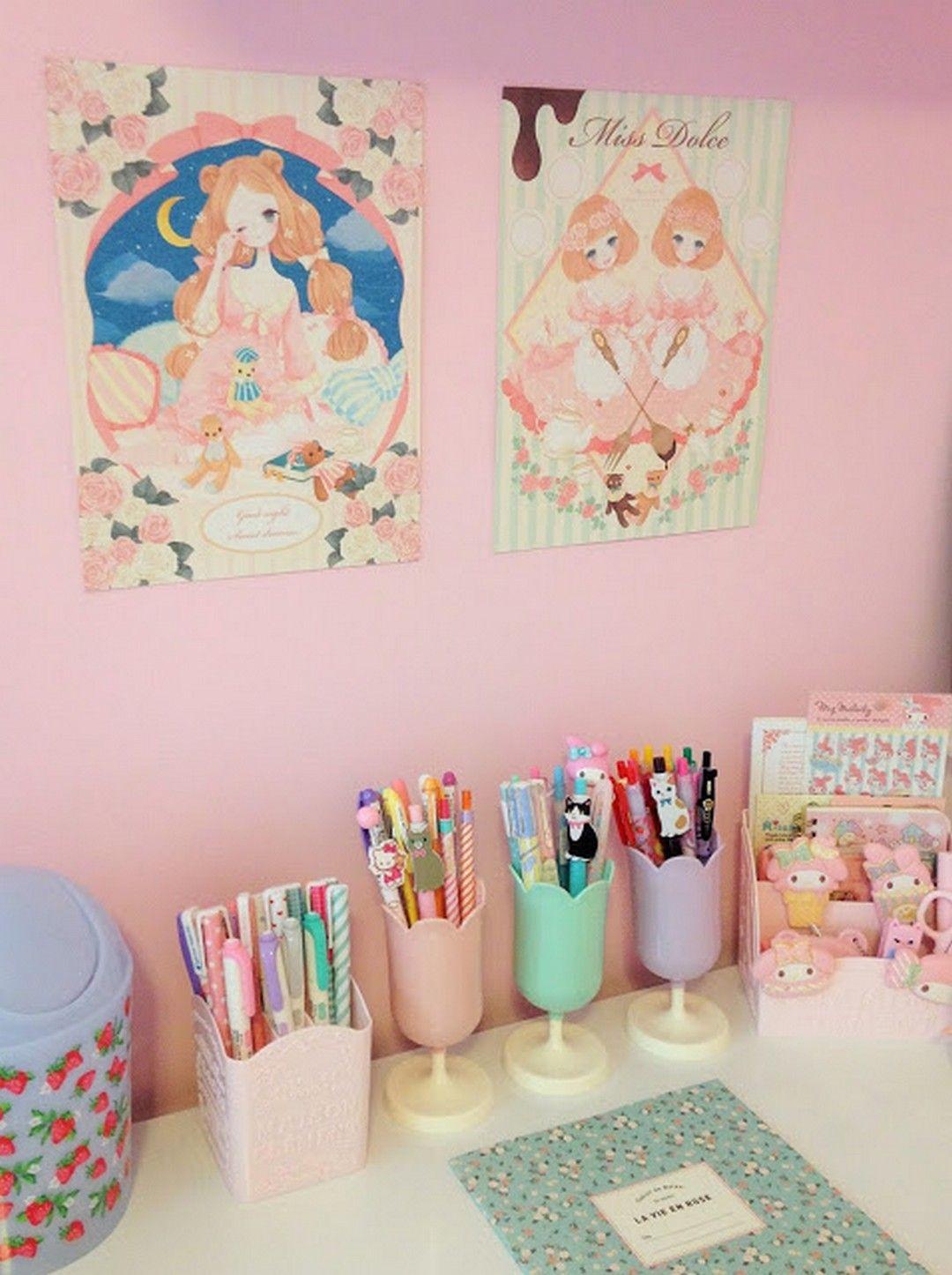 Gorgeous Pastel Room Decor Diy Pastel Room Decor Kawaii
