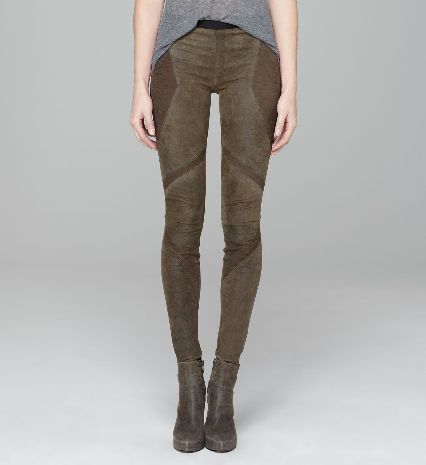 PATINA AMOUR LEATHER LEGGING