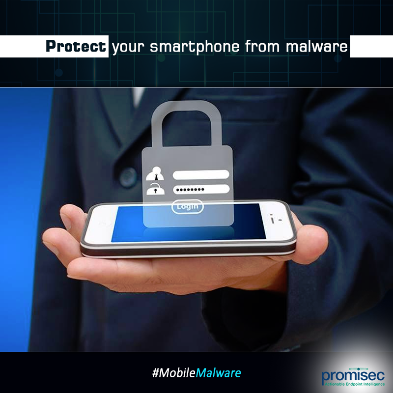 Protect Your Phone From Malware Endpointprotection Cybersecurity