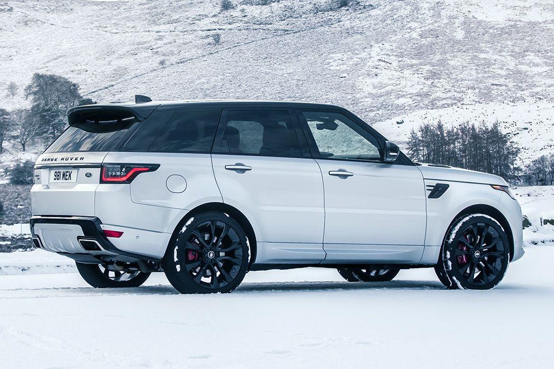 2020 Range Rover Sport HST HiConsumption Land rover