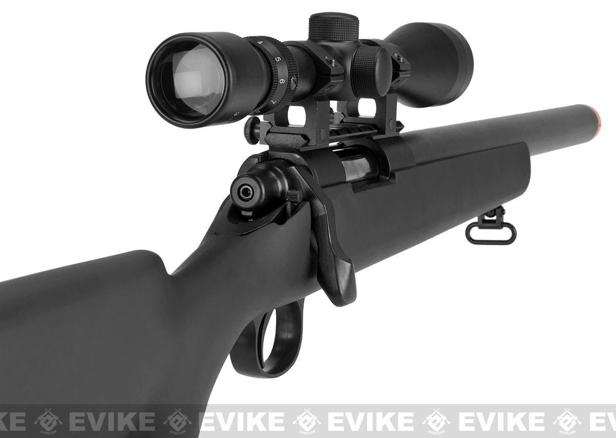 Tokyo Marui VSR-10 G-Spec Airsoft Sniper Rifle with Mock
