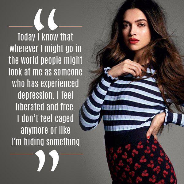 7 Deepika Padukone quotes on winning life battles that ...