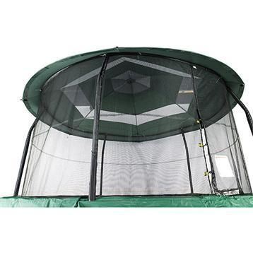 14 FT Tr&oline Canopy   ... Jumppod Elite Protective Cover Canopy 14ft with Air  sc 1 st  Pinterest & JumpKing JumpPod Elite Protective Cover Canopy 14ft With Air Vent ...