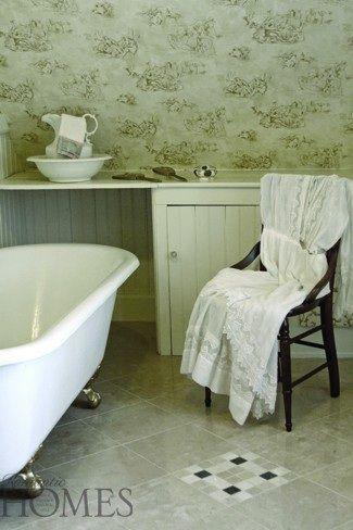 Downton Abbey Bathroom