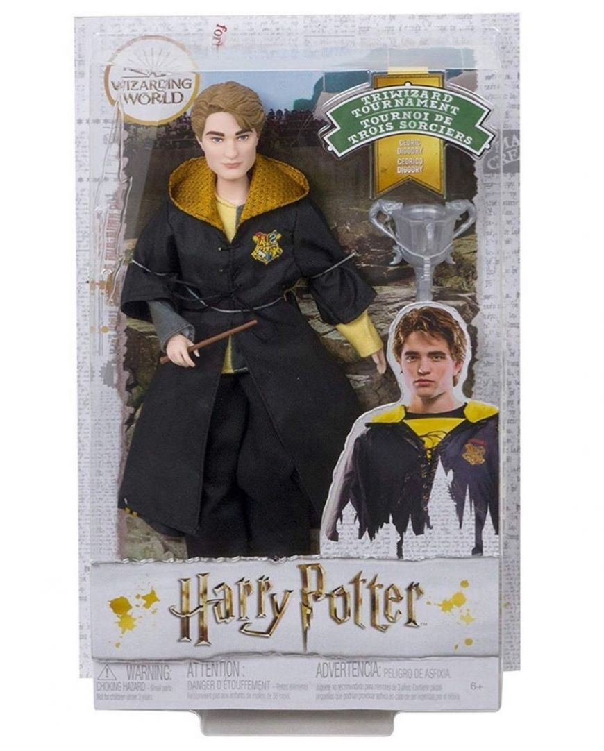 Cedric Diggory And Hagrid Dolls Newest Harry Potter Addition From Mattel Harry Potter Goblet Harry Potter Dolls Harry Potter Kids