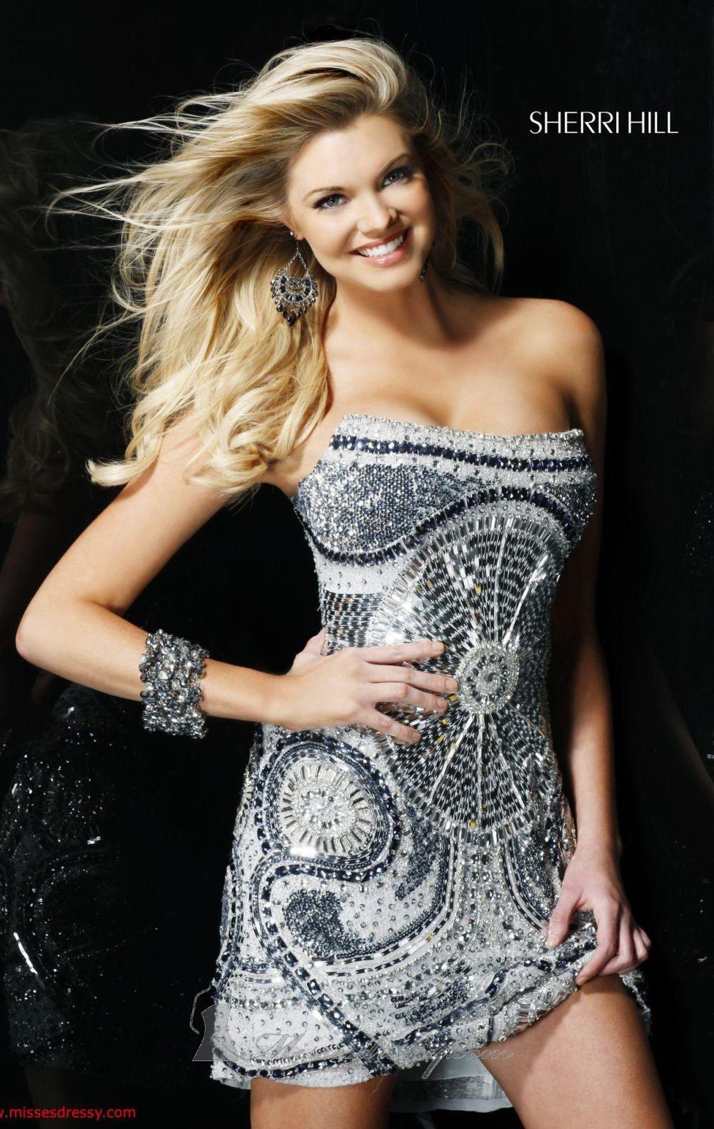 Sherri hill prom dresses anna dayslook mini dress