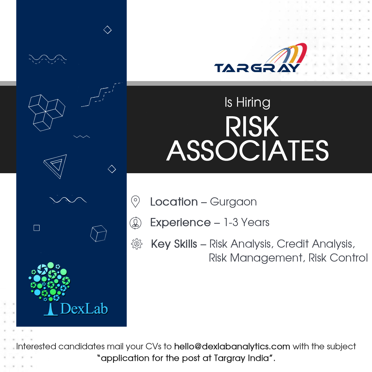 Contact DexlabAnalytics for Opportunities in Big Data