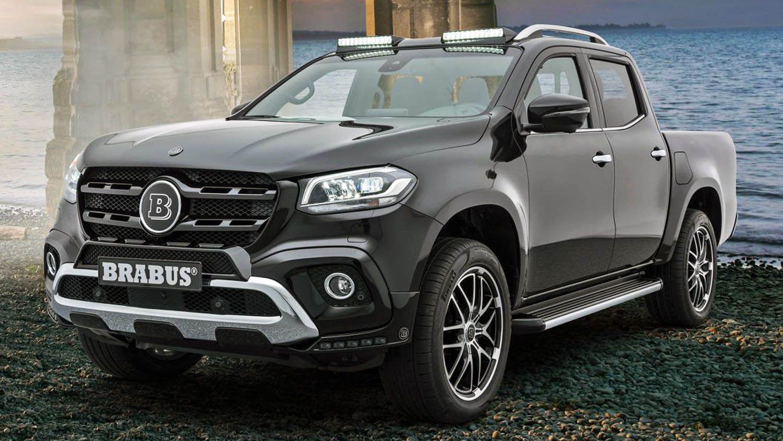 مرسيدس بنز أكس كلاس برابوس 2019 شاحنة خطيرة من معد ل السيارات الخطير موقع ويلز Mercedes Pickup Trucks Mercedes Benz