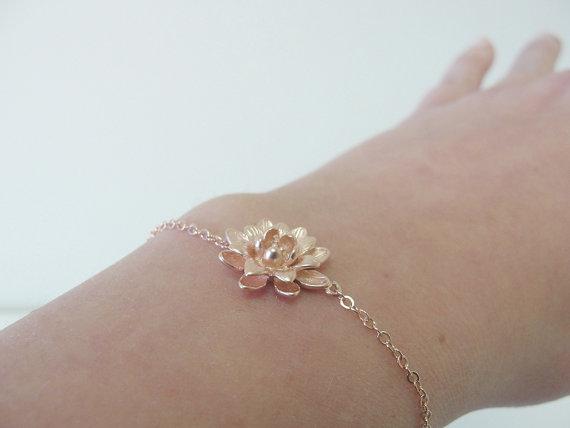 Flower Bracelet | Uncovet