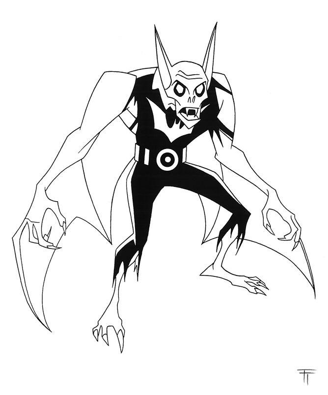 Tommy Tejeda Man Bat