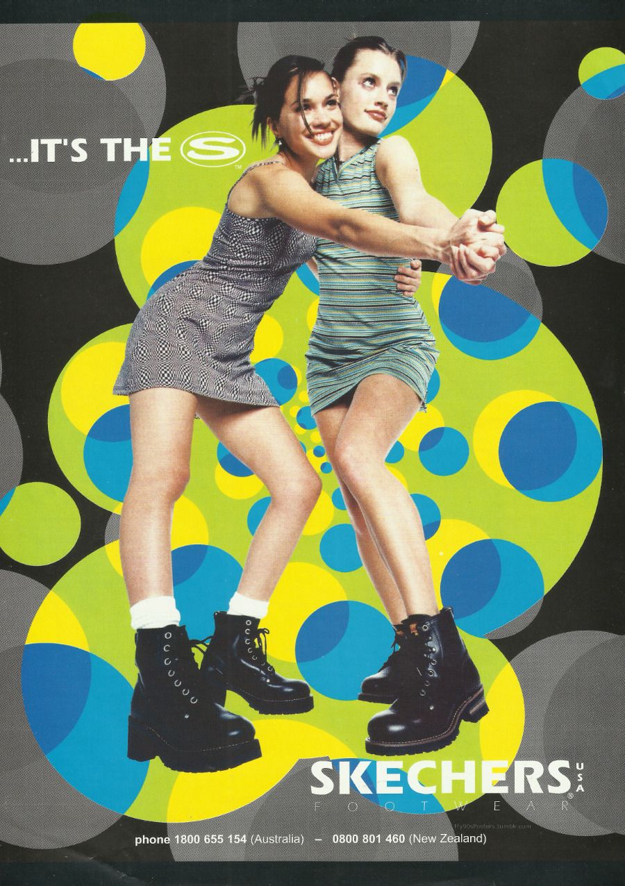 S skechers ad deliaus us catalog in pinterest fashion