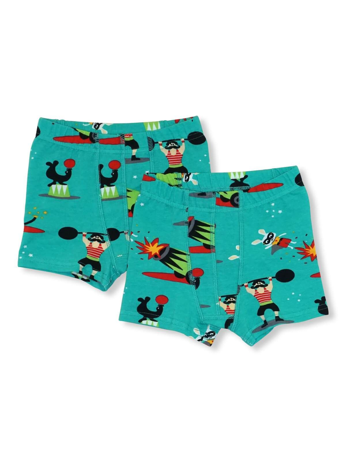 dc02c75caf7baa Super Rabbit Boxers Underwear from Sweden's JNY Colourful Kids. Ethically  made in the EU. Available in Canada and the US at Modern Rascals.