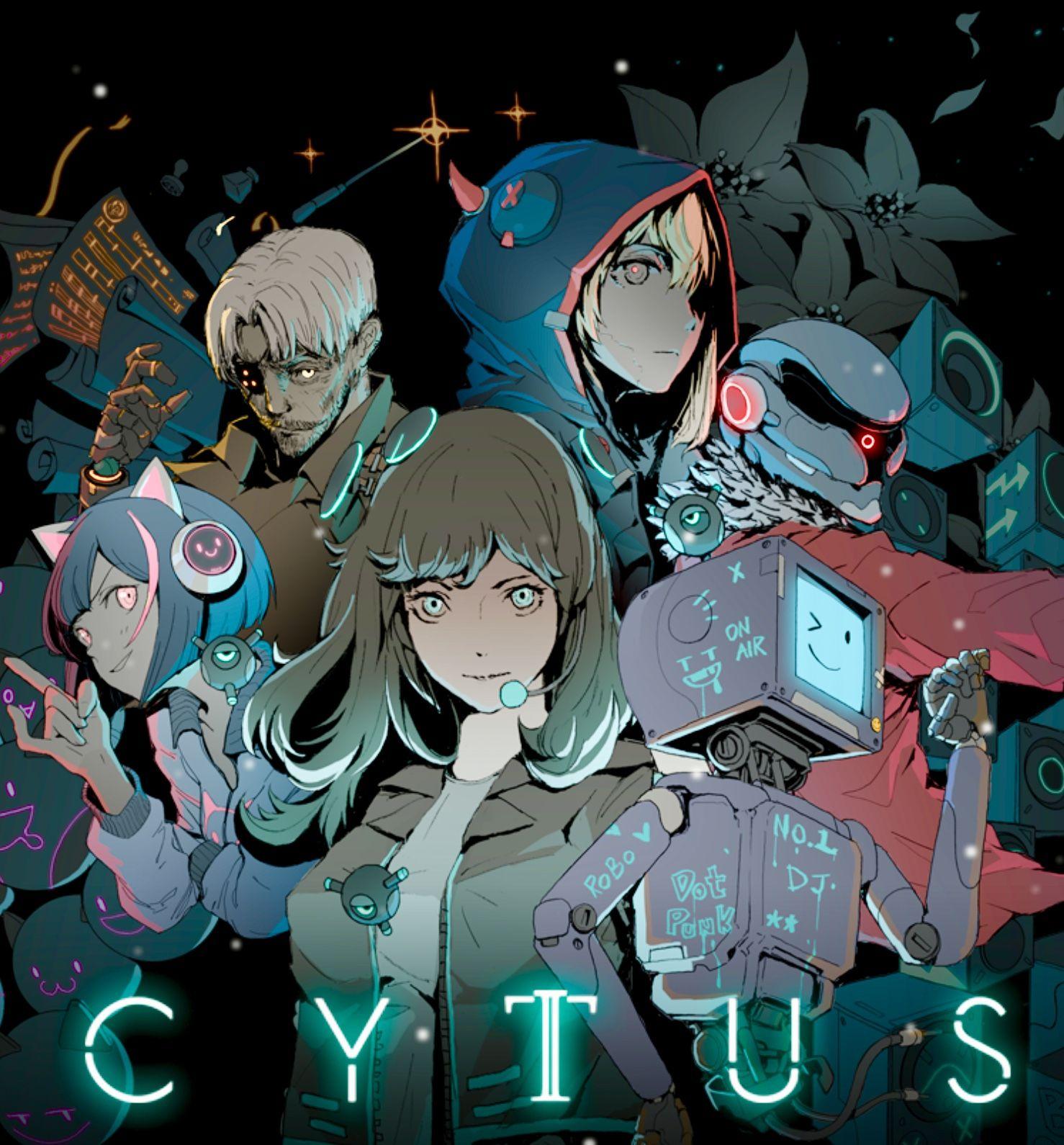 Pin By Cytus Player On Cytus Anime Art Wallpaper