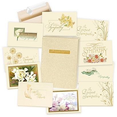 Sympathy card assortment box business christmas cards mega sympathy card assortment box business christmas cards reheart Gallery