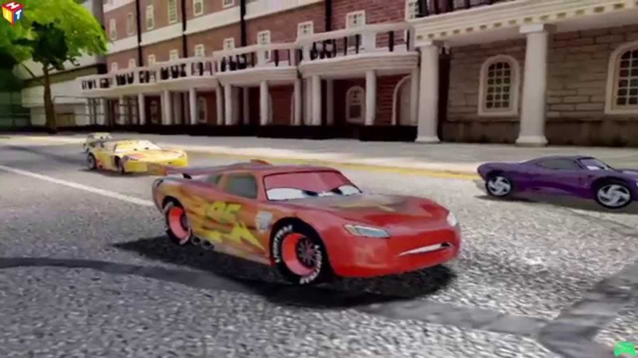 Cars 2 Game Guido Hyde Tour Alive Cars Battle Race Guido