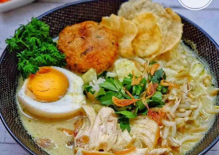Resep Soto Ayam Medan Oleh Susi Agung Resep Makanan Dan Minuman Resep Makanan