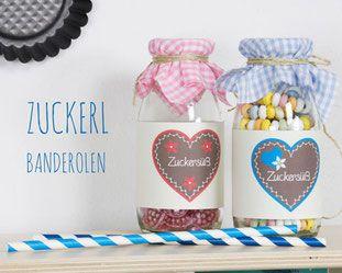 Küchenzubehör Kinderküche ~ Bastelvorlagen zum ausdrucken: frische alpenmilch bastelvorlagen