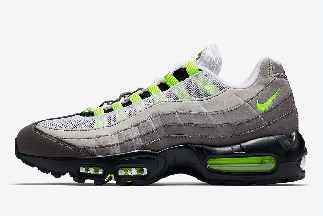 online retailer ce045 bef84 Nike's Classic Air Max 95 'Neon' is Back | sneakers | Air ...