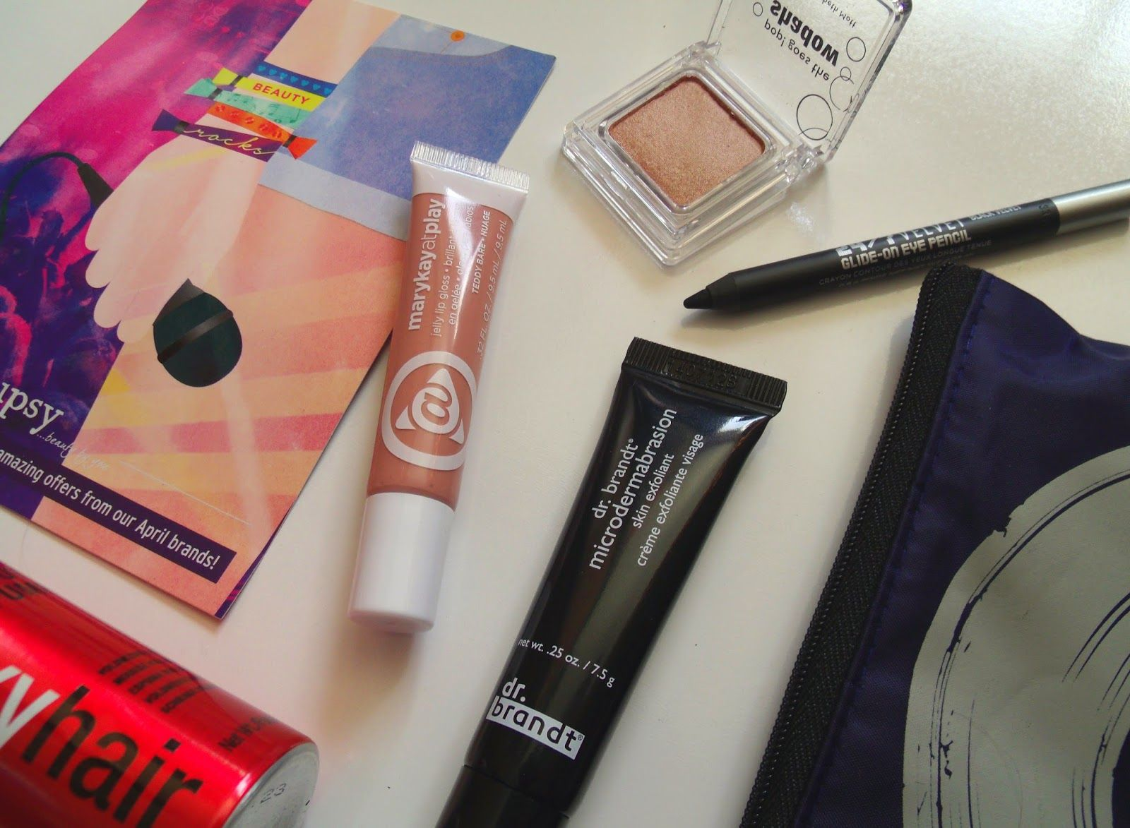 Ipsy Glam Bag {April 2014} Ipsy glam bag, Glam bag, Skin