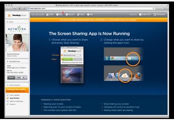 Alternatives To Webex And Gotomeeting Meetingburner Met Online Gotowebinar Startup Company