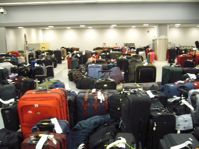 My bags are packed for a vacation of a life time...ok, I ...