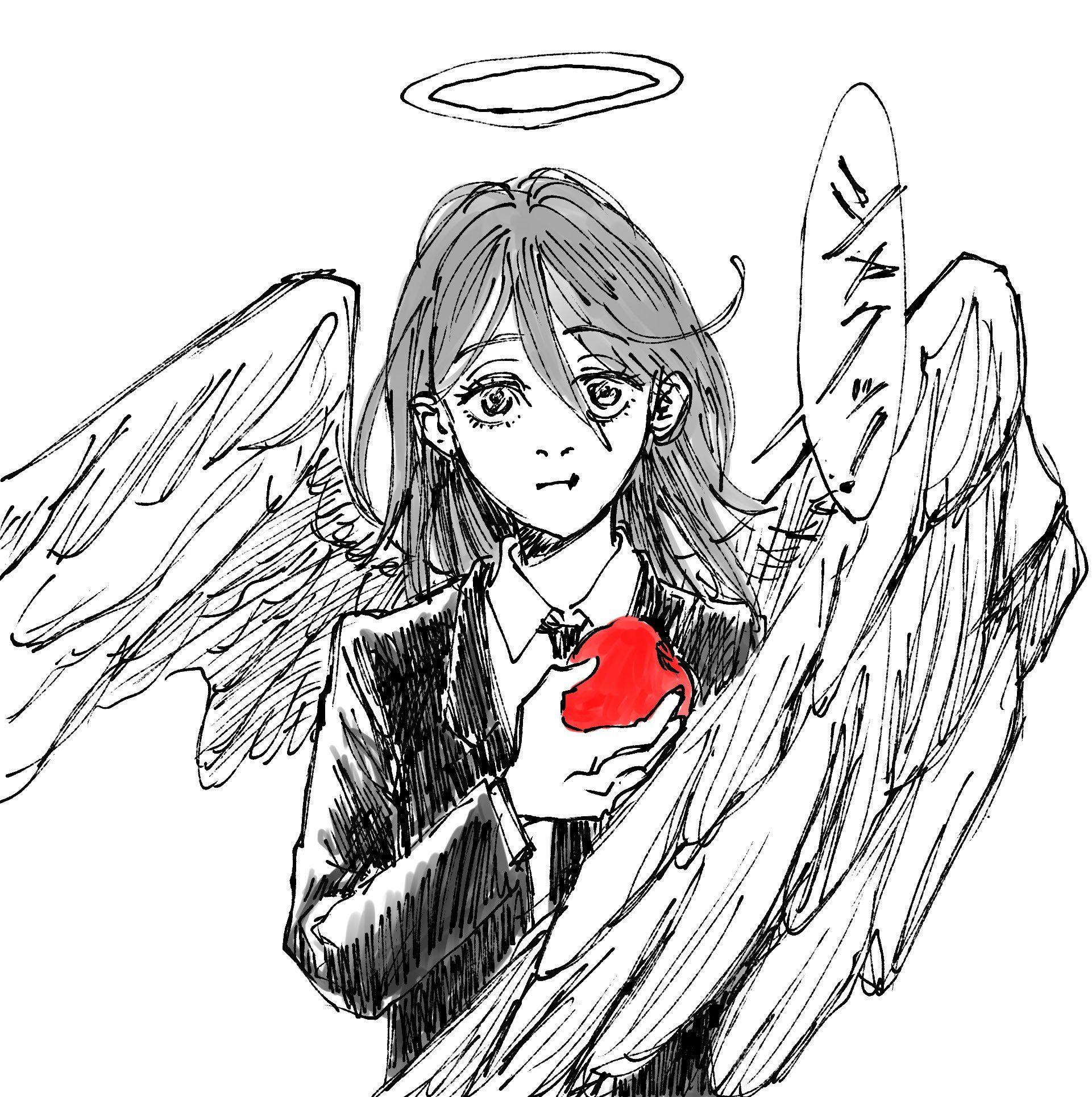 天使 チェンソー マン