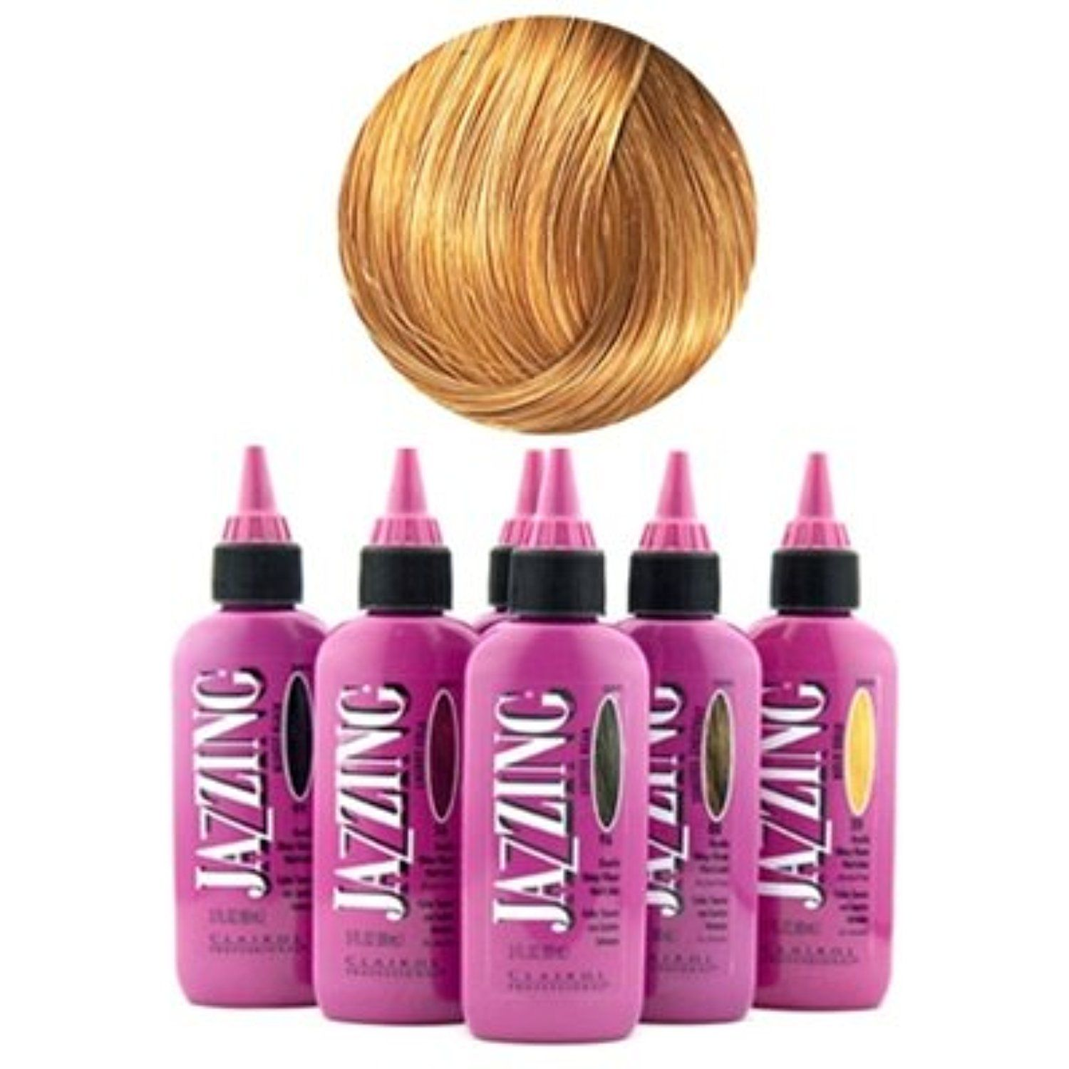 Clairol Jazzing Gentle Temporary Semi Permanent Hair Color
