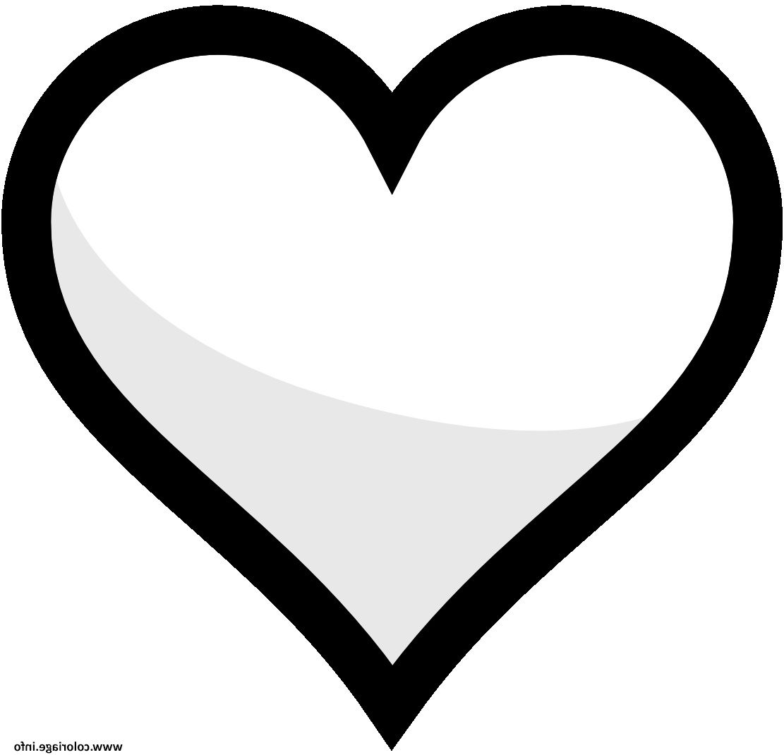 14 Simple Coloriage Coeur Simple Collection Coloriage Emoji Coloriage Coeur Coloriage