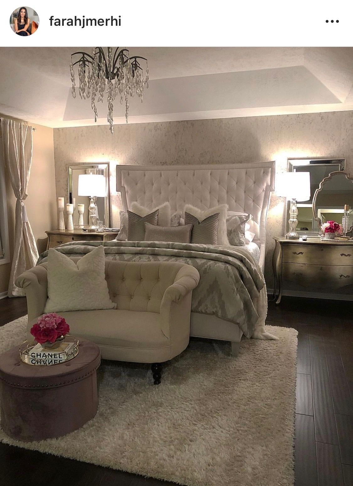 Peaceful Bedroom Relaxing Taupe Hues Jennifer Williams Https Www