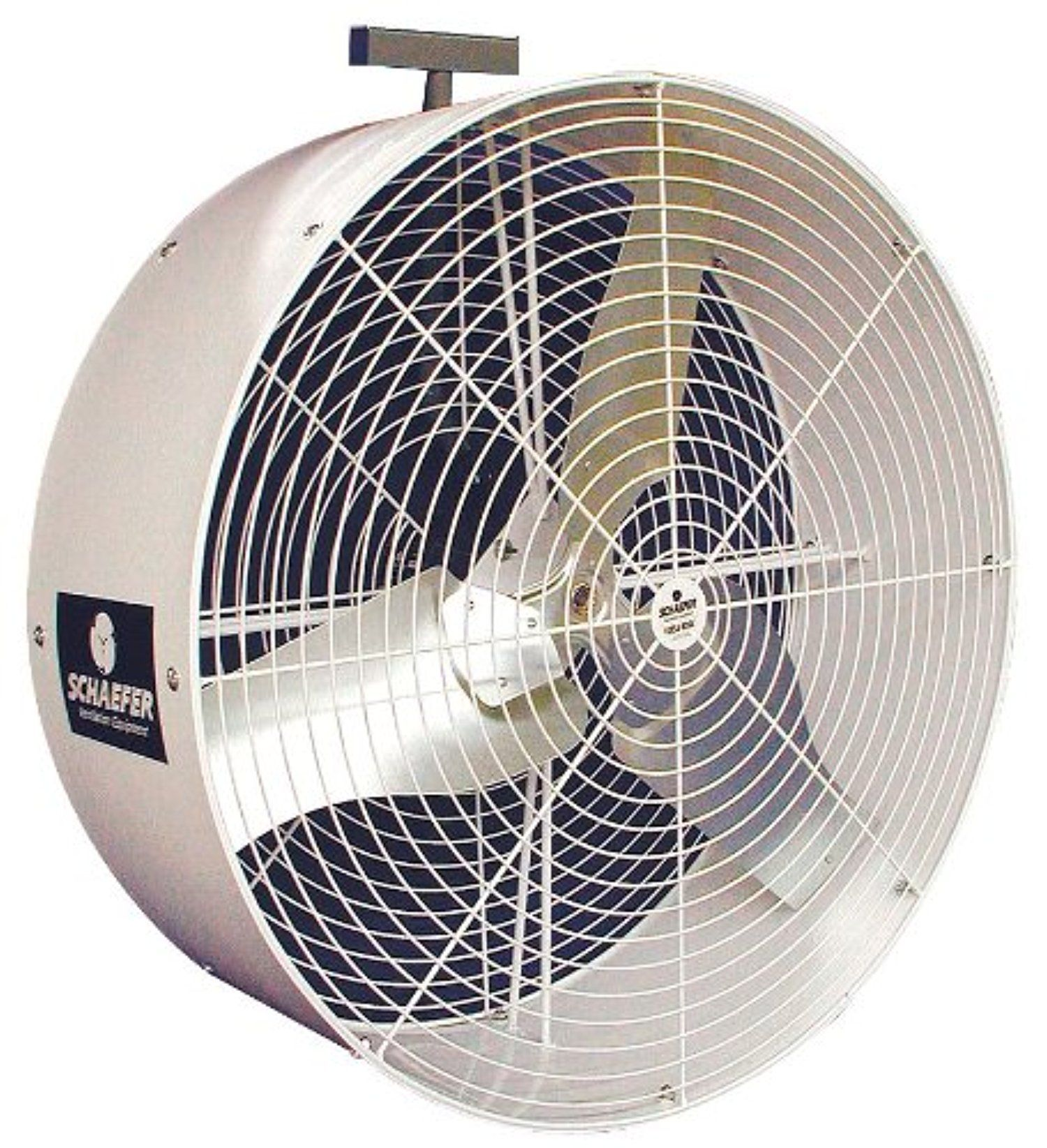 Schaefer Systems Gvk36 3 36 Industrial Wall Mounted Non Oscillating Air Circulator Awesome Products Selected By Anna Industrial Wall Industrial Fan Fan