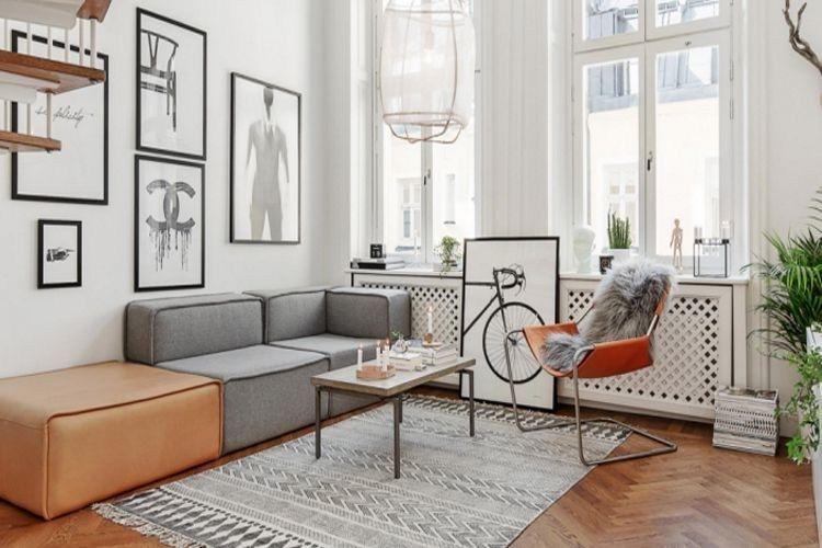 51 Scandinavian Living Room Ideas You Were Looking For Godiygo Com Living Room Scandinavian Masculine Living Rooms Scandinavian Minimalist Living Room