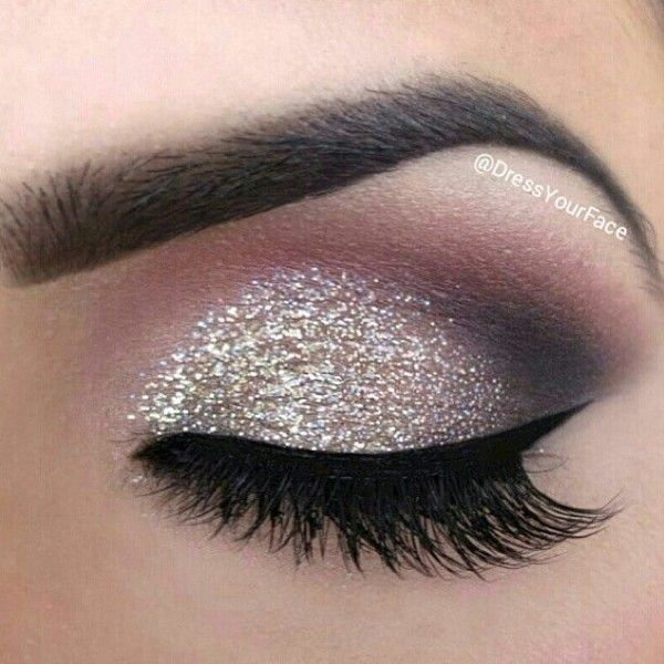 Silver Make Up Sweet 16 Polyvore Sweet 16 Pinterest Prom