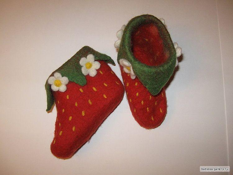 Gallery.ru / Фото #29 - FOOTWEAR II - renew  Strawberries for child