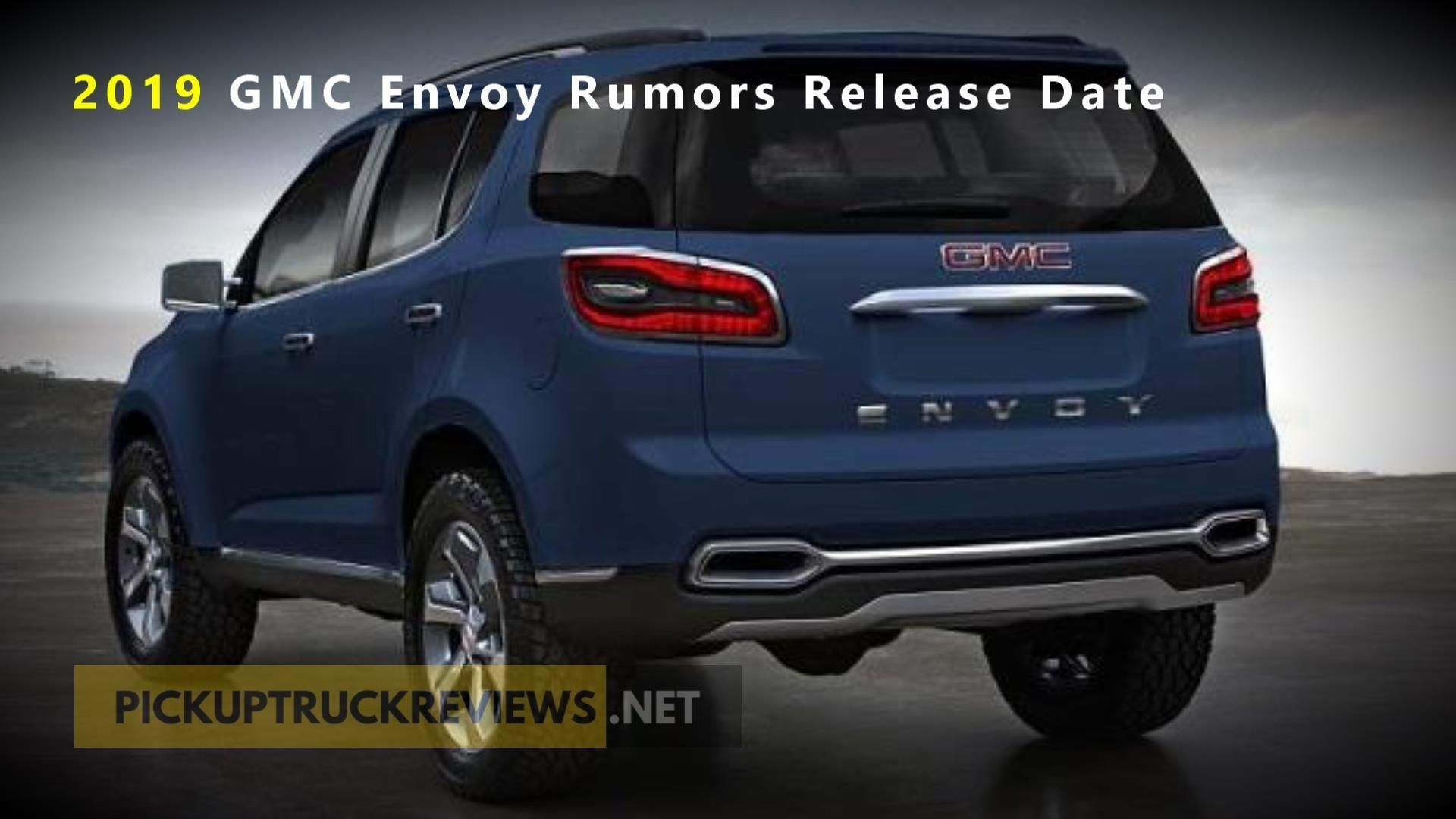 Gmc Envoy Change Pickup Truck Reviews Intended For 2019 Best Electric Car