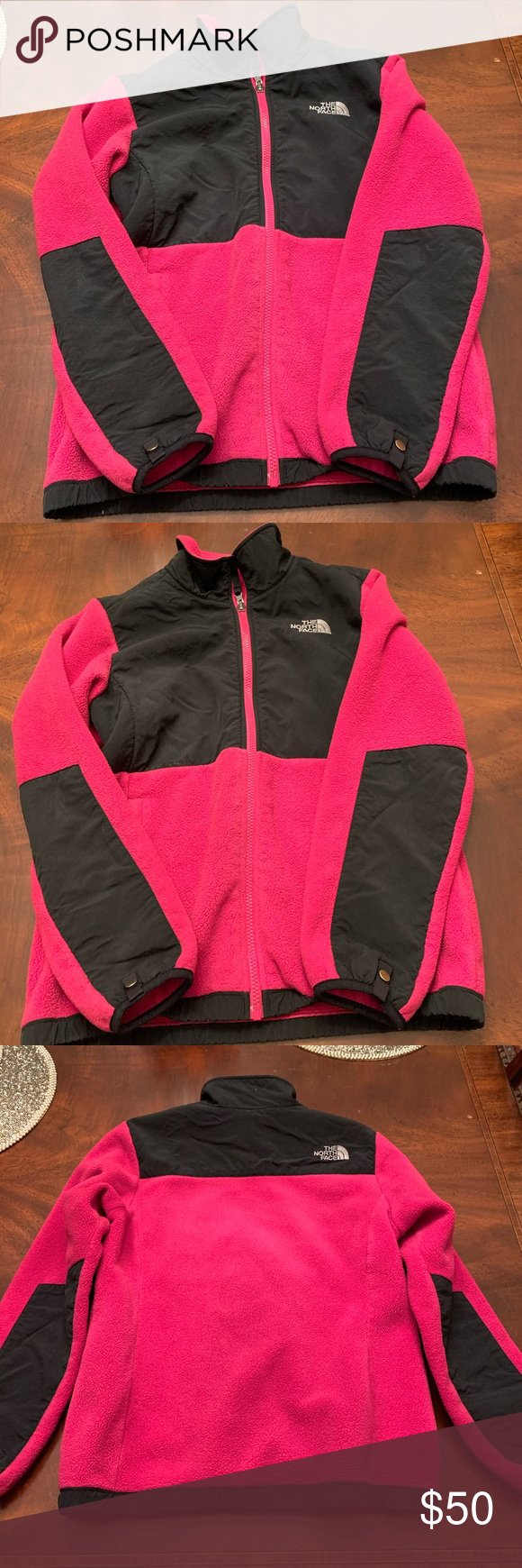 North Face Jacket Selling North Face Pink Black Jacket This Jacket Is In Good Condition Showing Small North Face Jacket Girls North Face Jacket Black Jacket [ 1740 x 580 Pixel ]