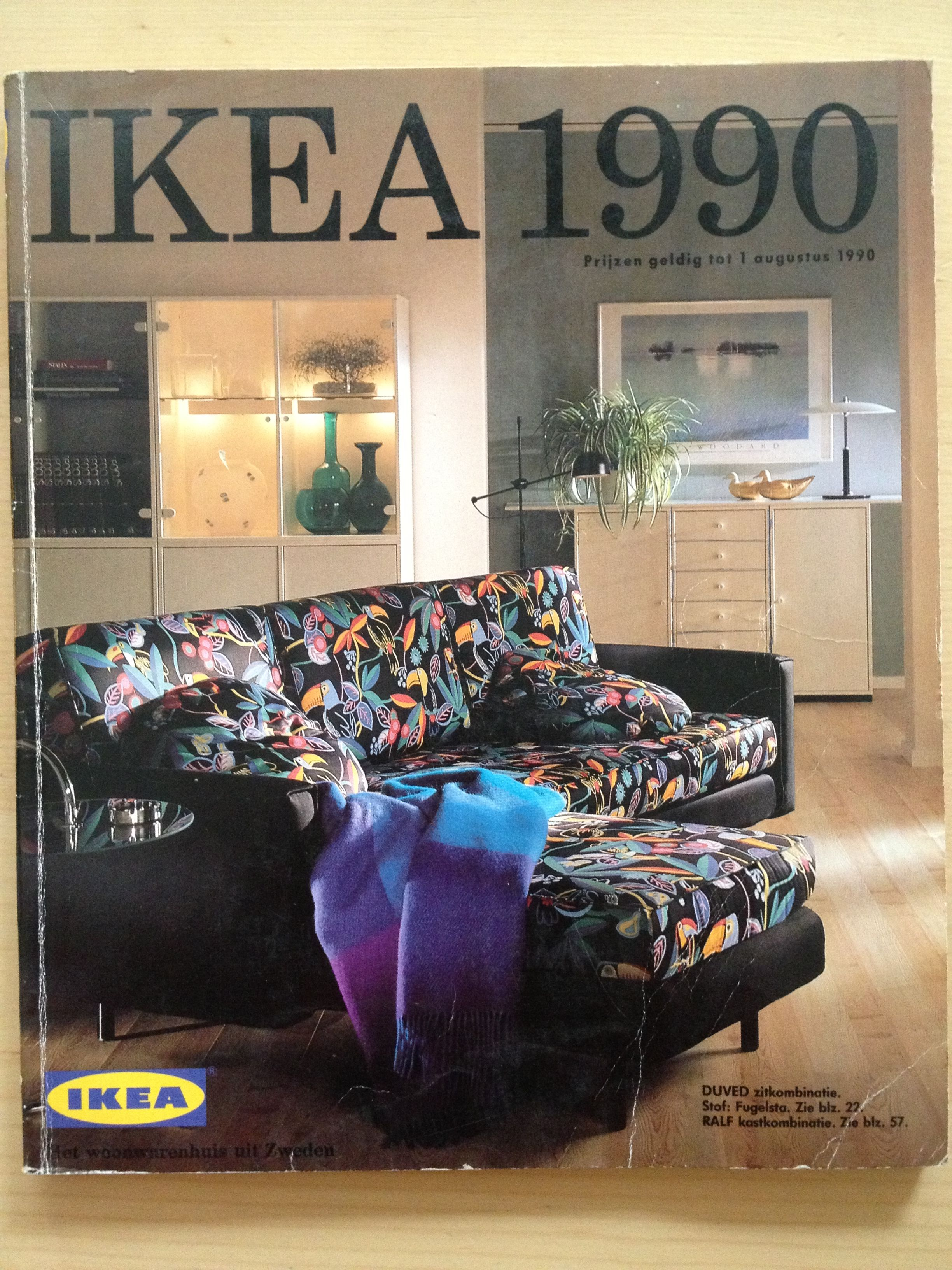 IKEA catalogue 1990 | For the home | Pinterest