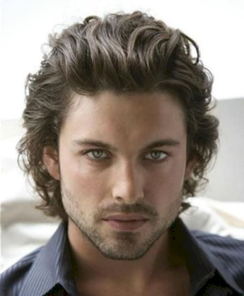 Coolest Long Hairstyles for Men for  Style