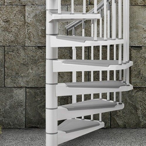 Best Arke Diy Spiral Stairs Staircase Metal Spiral 400 x 300