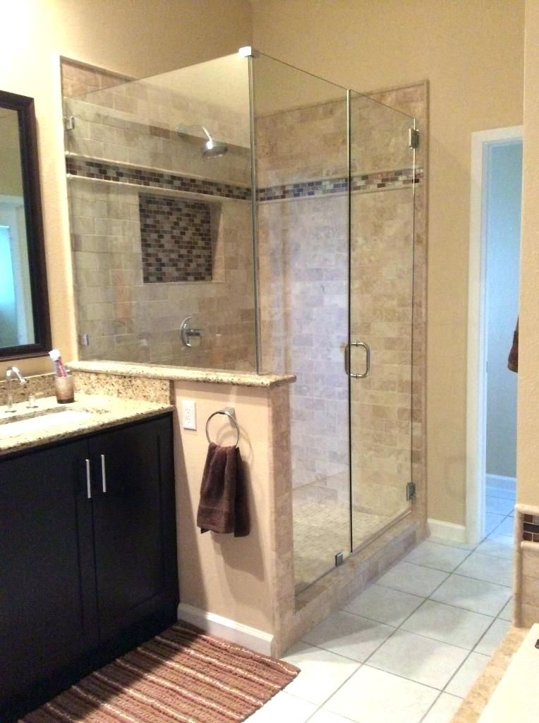 Cheap Shower Stalls Stand Up Shower Ideas Showers Glamorous Stand