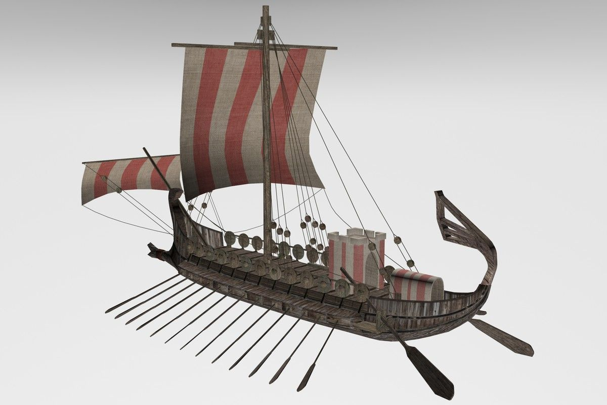 Ancient Ship Images