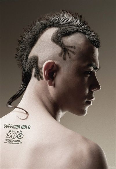 mens hairstyles back of head view - Google Search | VISUAL ARTS ...