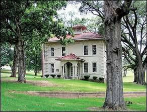 Pleasing Rose Cottage Central Louisiana State Hospital Pineville Home Interior And Landscaping Oversignezvosmurscom