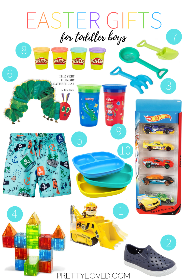 Photo of Easter Gift Ideas for Toddler Boys – Pretty Loved