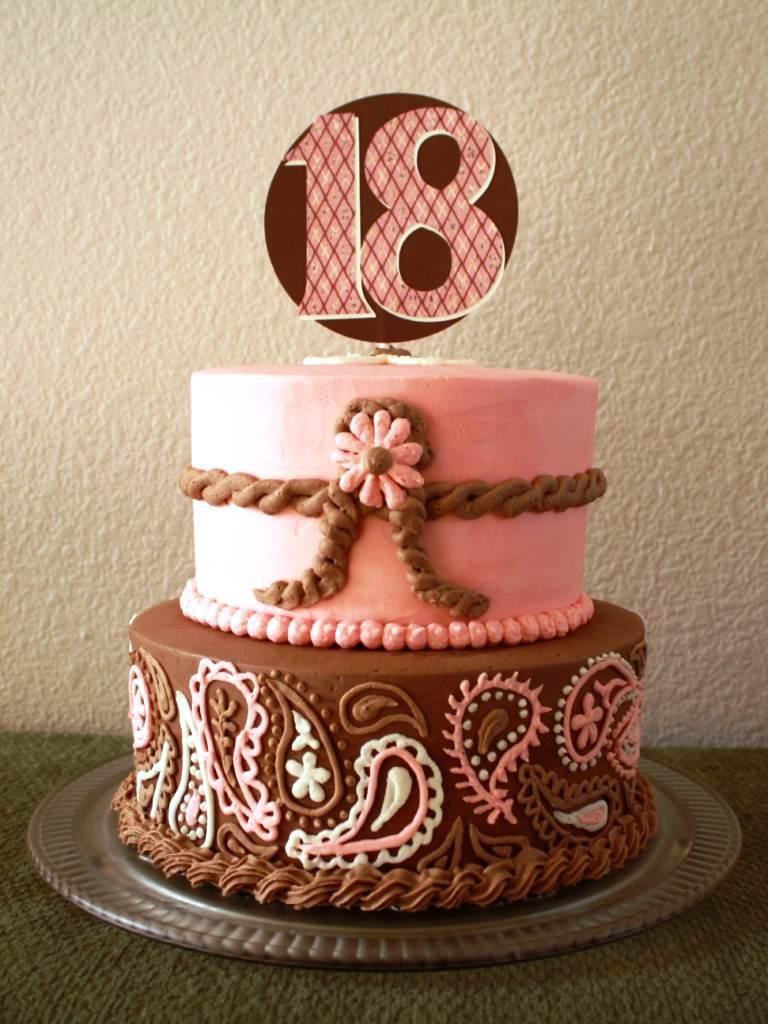 cakes for 18th birthday Google 18 birthday Pinterest