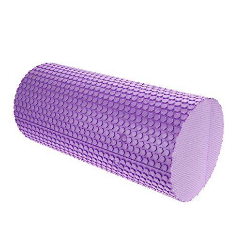 Floating Point Foam Roller - TOOGOO(R)High Density Yoga Blocks Gym Exercise  Fitness 3010ffe7bd94