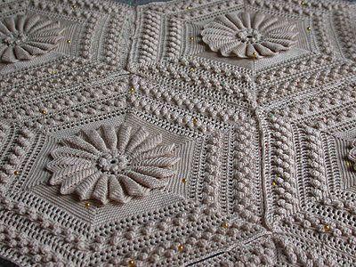 Colcha Crochet Pinterest Afghans Crochet And Crocheted Afghans