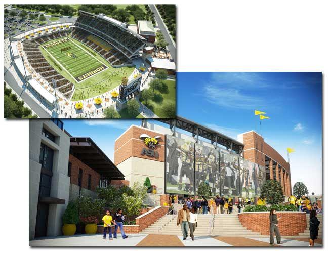 Alabama State University Football Alabama State University S