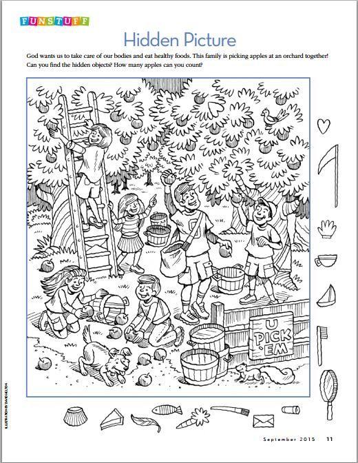 290 Ideas De Busca Los Objetos Escondidos Objetos Escondidos Atencion Y Memoria Agudeza Visual