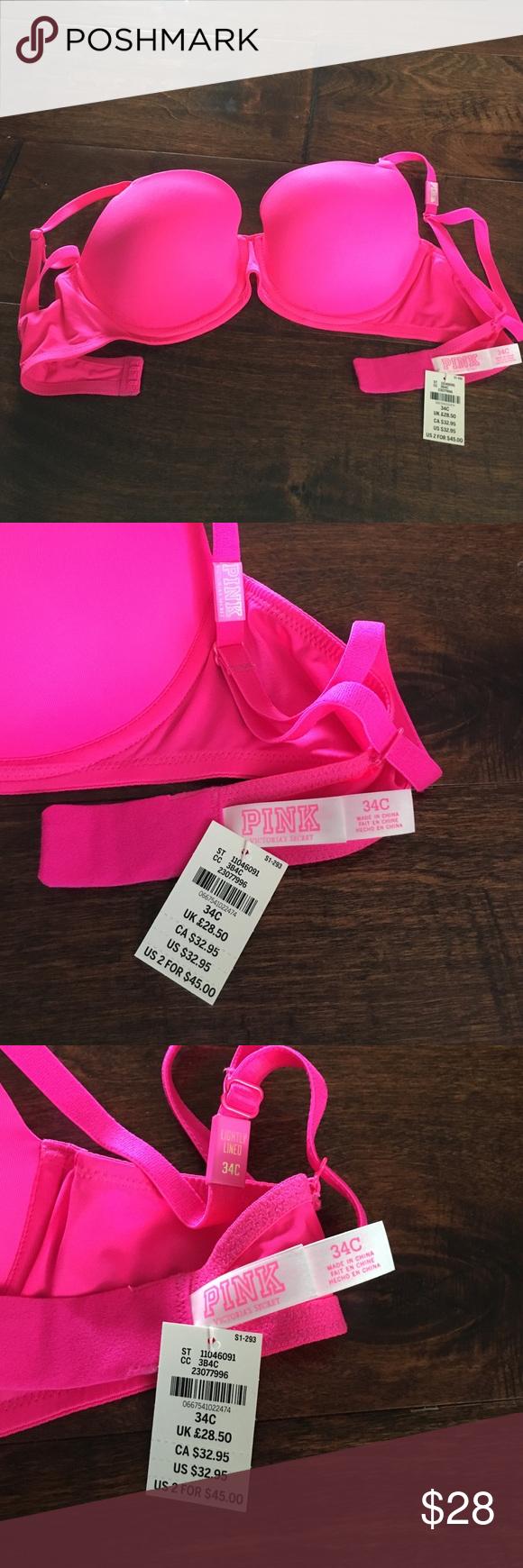 Pink Brand Bras