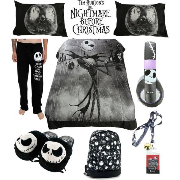 The Nightmare Before Christmas Bedroom Everything Nightmare - tim burton halloween decorations